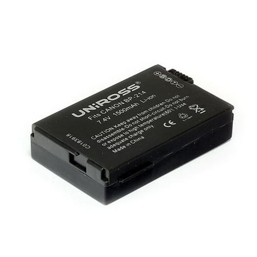 Canon BP214 Camera Battery - Uniross
