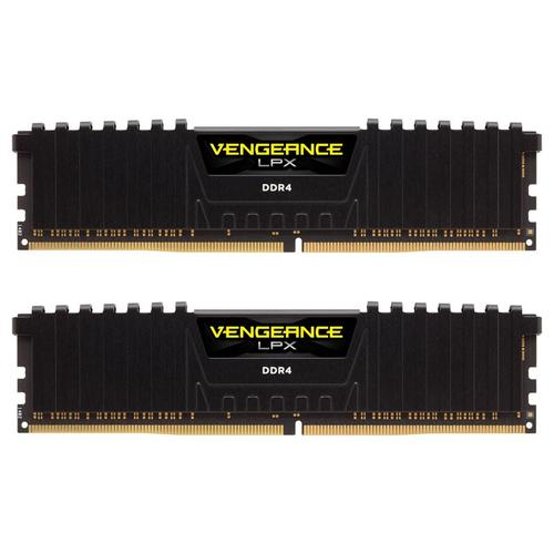Corsair Vengeance LPX 8GB (2x4GB) 2133MHz DDR4 Non-ECC 288-Pin CL13 DIMM PC Memory Module