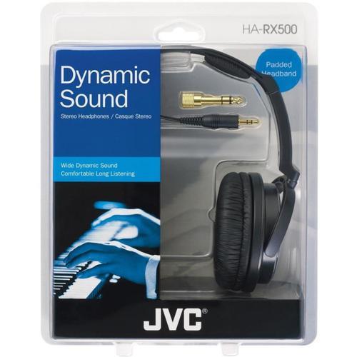 JVC Full Size Stereo Headphones