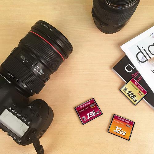 Transcend 32GB 133X Ultra Speed Compact Flash Card