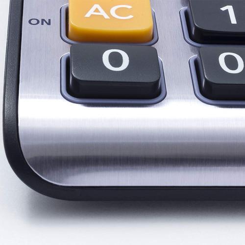 Casio 8 Digit Desk Calculator (MS-80VERII)