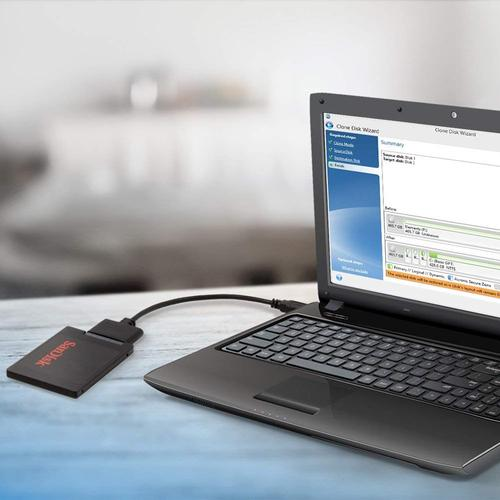 SanDisk SSD Notebook Upgrade Tool Kit