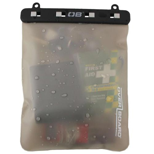 OverBoard Jumbo Multi-Purpose Waterproof Tech Case - Frosted