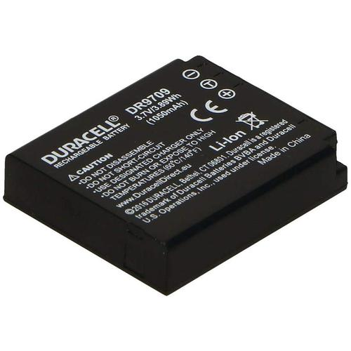 Duracell Panasonic CGA-S005 / DMW-BCC12 Camera Battery