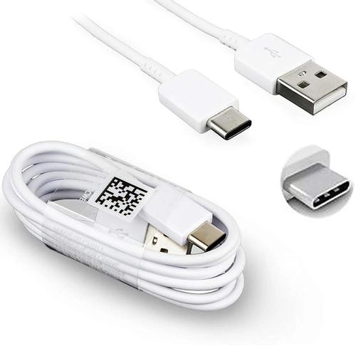Samsung Galaxy USB to USB-C Data & Charge Cable - 1.2M - White