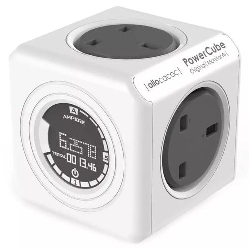 PowerCube Original Monitor Plug & Cost Calculator