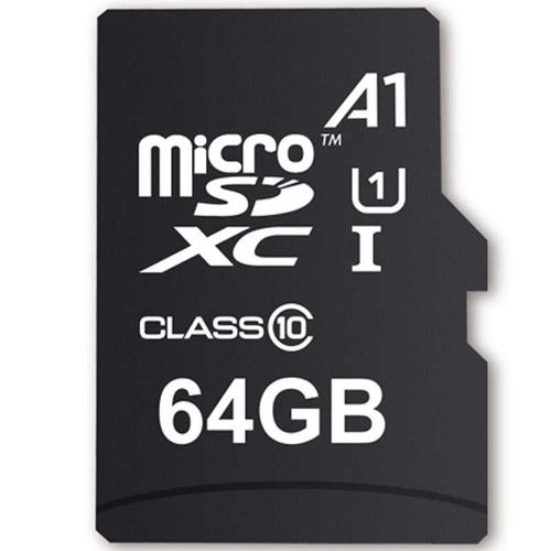MyMemory 64GB A1 App Performance Micro SD Card (SDXC) UHS-I U1 + Adapter