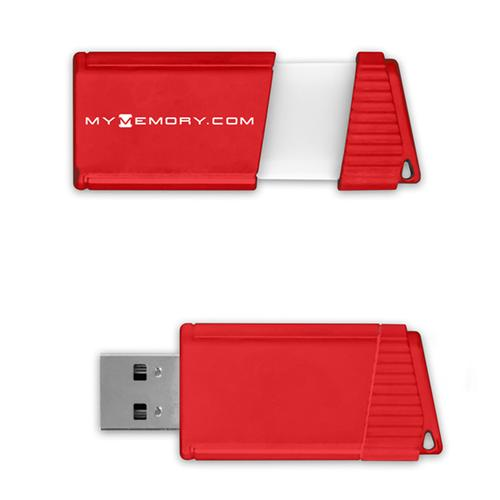MyMemory 16GB Pulse USB Flash Drive