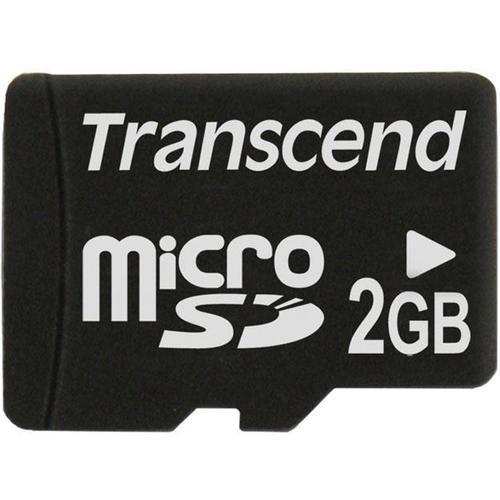 Transcend 2GB Micro SD Card