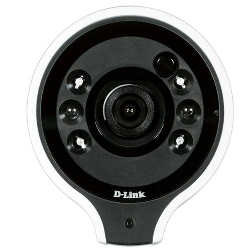 D-Link Wireless AC Day/Night HD Bullet Cloud Home Security Camera - White