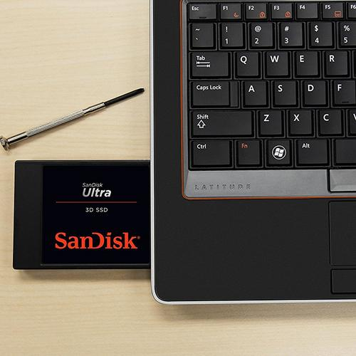 SanDisk 1TB SSD Ultra 3D Solid State Drive - 560MB/s