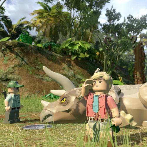 LEGO Jurassic World (Sony PS4)