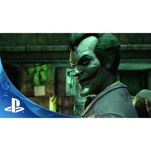 Batman: Return to Arkham (Sony PS4)