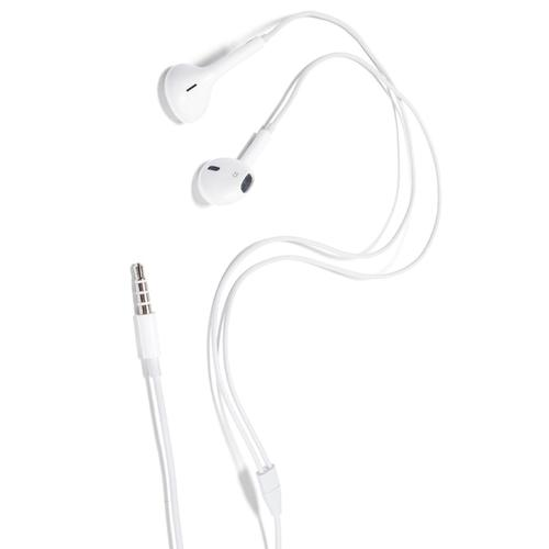 apple earpods with remote and microphone 3 5mm jack adapter - white  u00a312 99