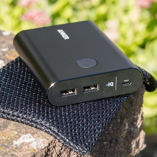 Anker 3A PowerCore 10400mAh Portable Power Bank with PowerIQ