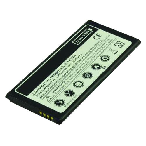 2-Power Samsung Galaxy Smartphone Battery