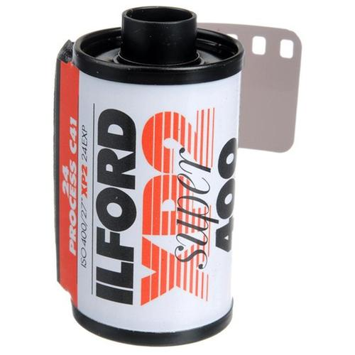 Ilford Black and White XP2 Super 35mm Film - 24EXP