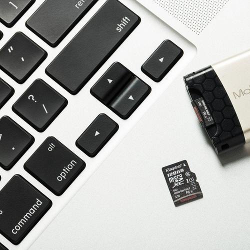 Kingston 128GB Canvas Select Micro SD Card (SDXC) UHS-I - 80MB/s