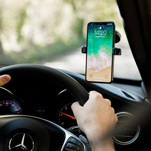 oneo Drive One Touch Car Phone Holder - Suction