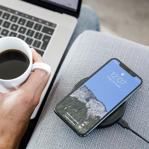oneo 15W Qi Fast Wireless-Ladegerät - Schwarz