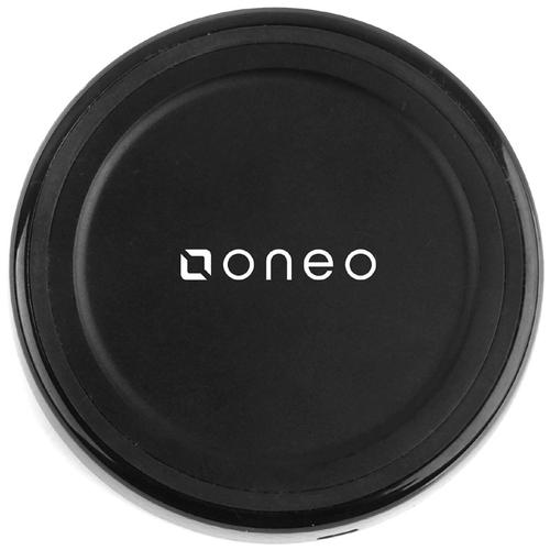 oneo 15W Qi Fast Wireless Charger - Black