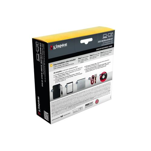 Kingston Solid State Drive Installation Kit