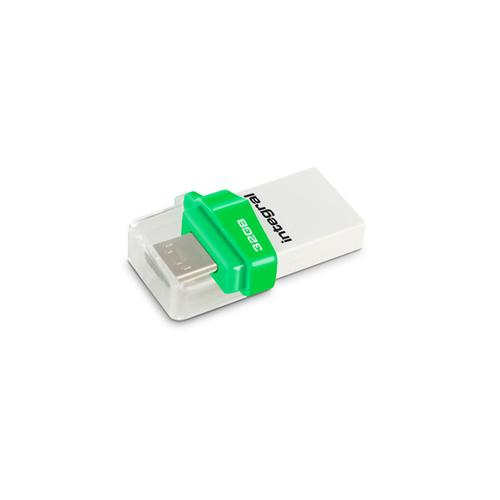 Integral 32GB Micro Fusion OTG USB 3.0 Flash Drive - 120MB/s