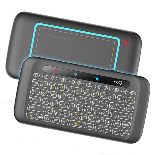 H20 Mini Wireless Tastatur und Touchpad