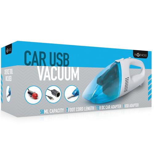 The Source Car USB Vacuum