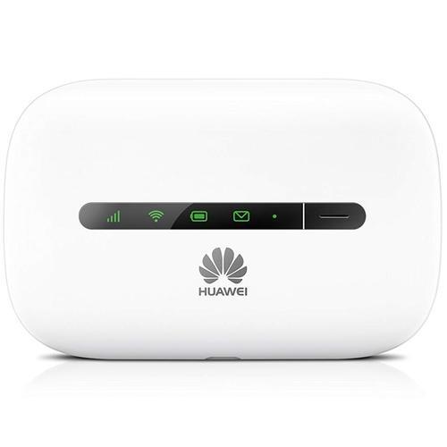Huawei E5330 Unlocked 3G Mobile Broadband Wi-Fi Hotspot - White