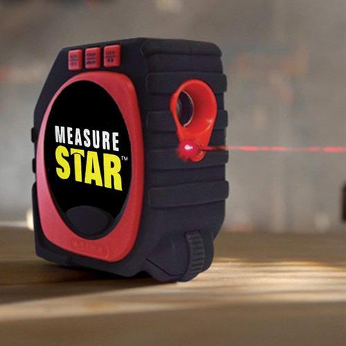 Measure Star 3-in-1 Digital Tape Measure