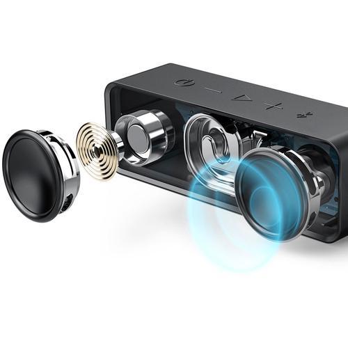Anker SoundCore Portable Wireless Speaker - Black