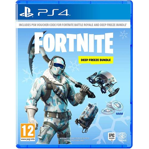Fortnite: Deep Freeze Bundle (Sony PS4)