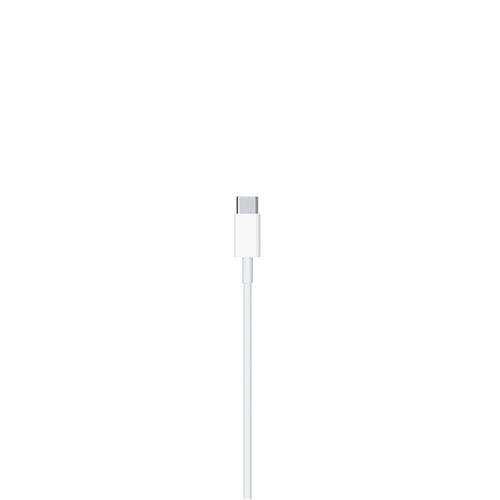 Apple Lightning to USB-C Cable - White - 1M (Official)