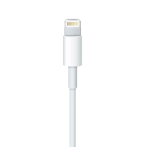 Apple Lightning to USB Cable - White - 1M (Official)