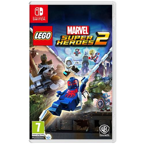 LEGO Marvel Superheroes 2 (Nintendo Switch)