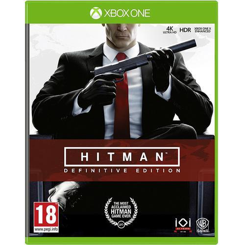 Hitman: Definitive Edition (Xbox One)