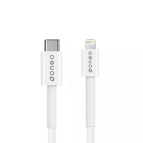 oneo Endurance USB-C to Apple Lightning PD Data Charging Cable - 2M