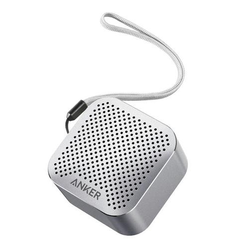 Anker SoundCore Nano Bluetooth Wireless Speaker - Silver