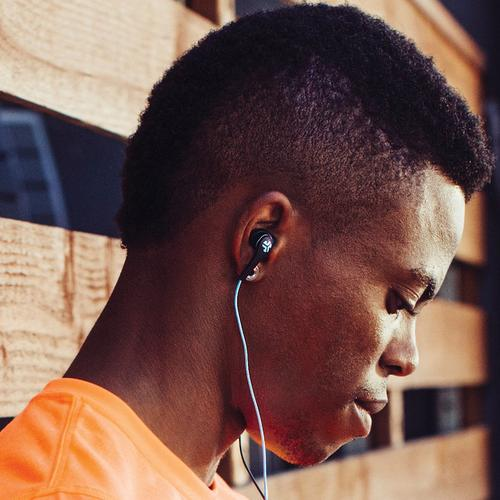 JLab JBuds PRO Wired Earbuds - Black