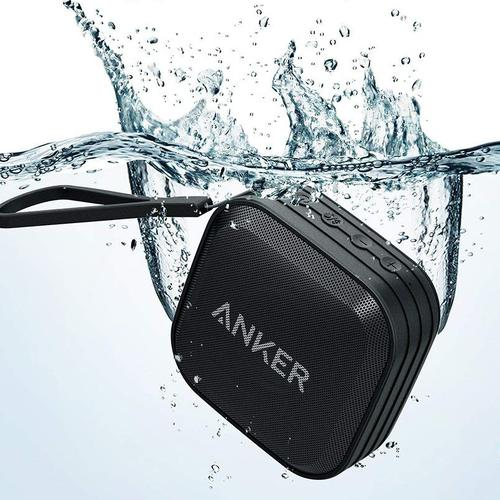 Anker SoundCore Sport Waterproof Portable Wireless Speaker - Black
