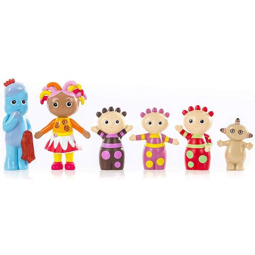 In The Night Garden 6 Character Gift Pack
