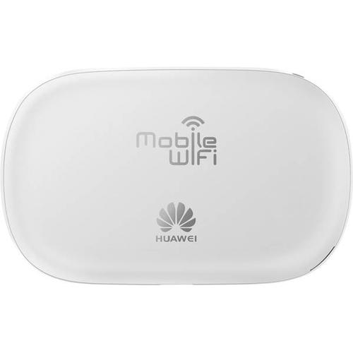 Huawei E5220 Unlocked 3G Mobile Broadband Wifi Hotspot - White