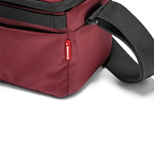 Manfrotto NX Camera Shoulder Bag II Bordeaux for DSLR - Bordeaux Red