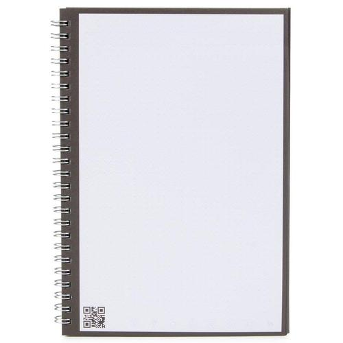 Rocketbook ONE Single-Use Smart Notebook A4 - Aubergine