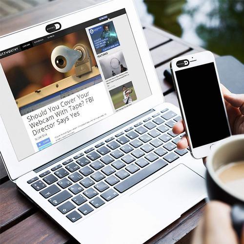 oneo  Secure Webcam Abdeckungen - 3er Pack