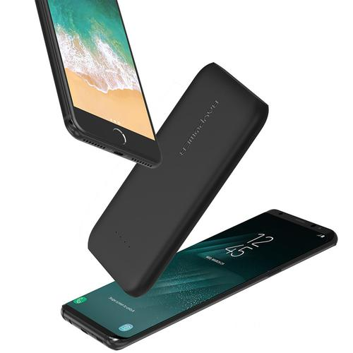 RAVPower 3A 10000mAh Portable Power Bank with Quick Charge 3.0 - Black