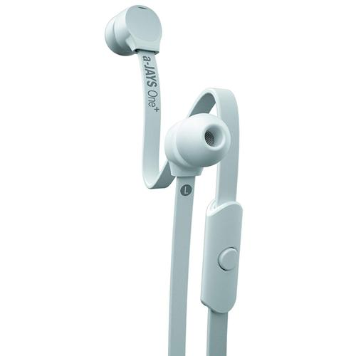 JAYS a-JAYS One+ In-Line Control Earphones - White