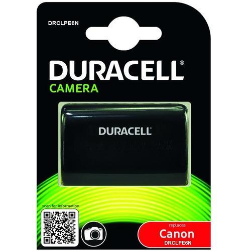 Duracell Canon LP-E6N Camera Battery