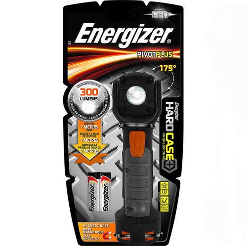 Energizer Hard Case Pivot LED Torch